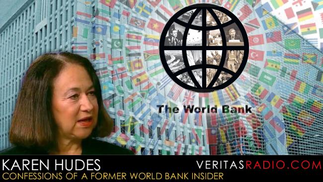 Soplona del Banco Mundial Revela Como La Elite Domina Al Mun