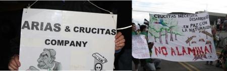 Oscar Arias aún defiende a la minería y a Infinito Gold en su caso contra el país.